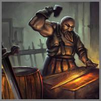 Blacksmith (Commission)
