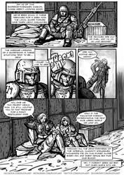40k Romance Comic by ruoyuart