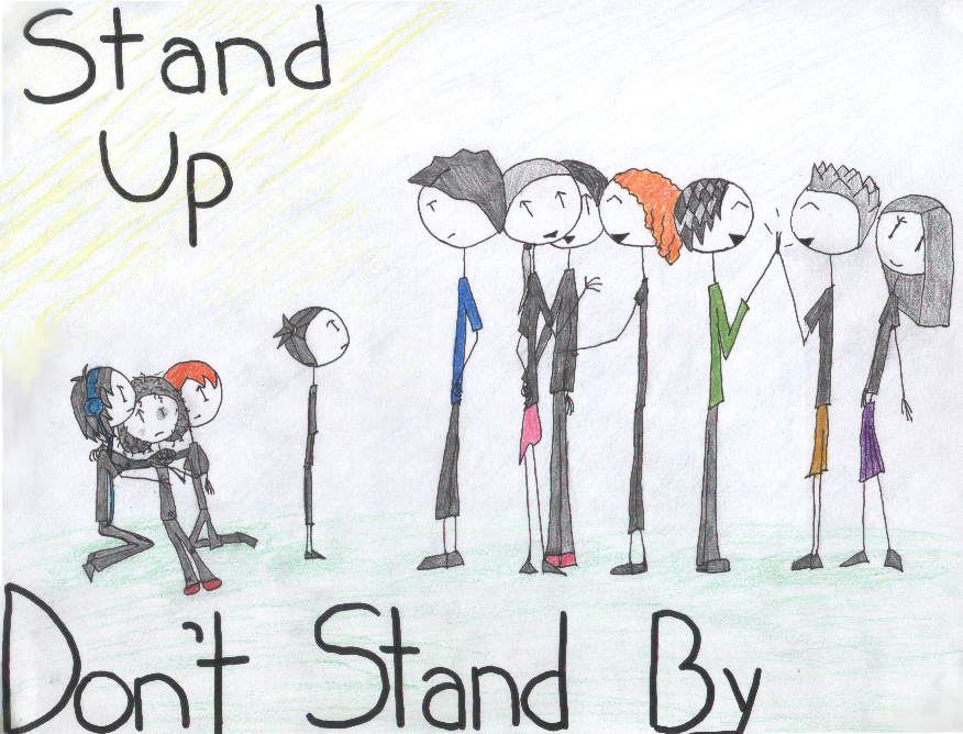 Kid Standing Up To Bully Stand Up To Bullying Q...