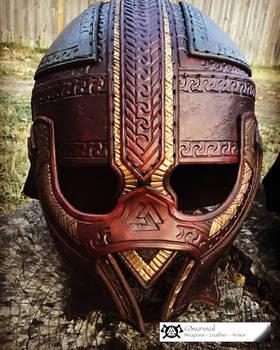 G3 Viking Helm construction