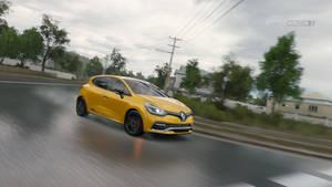 FH3: Renault Clio Sport RS - Byron Bay (Rain)