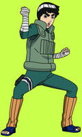 Rock Lee from Naruto