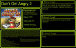 1001 Video Games: Don't Get Angry 2