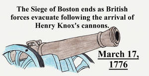 This Day in History: March 17, 1776