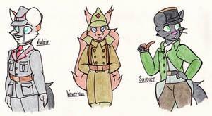Fantasy Troops