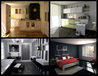 Some of my visualisation by W-Art3D