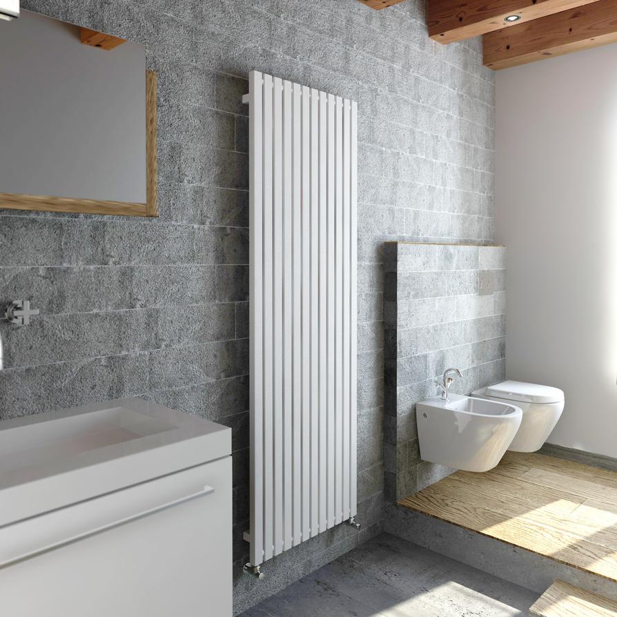 Loft Bathroom by W-Art3D