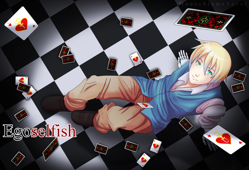 UTAU PV: Egoselfish - Rhenn Derring by PolygonCount