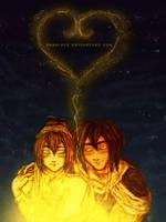 Sky Heart For You by neshirys