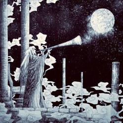 Creator of the Night Sky by neshirys