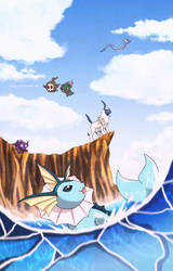 Pokemon - Mysterious Island