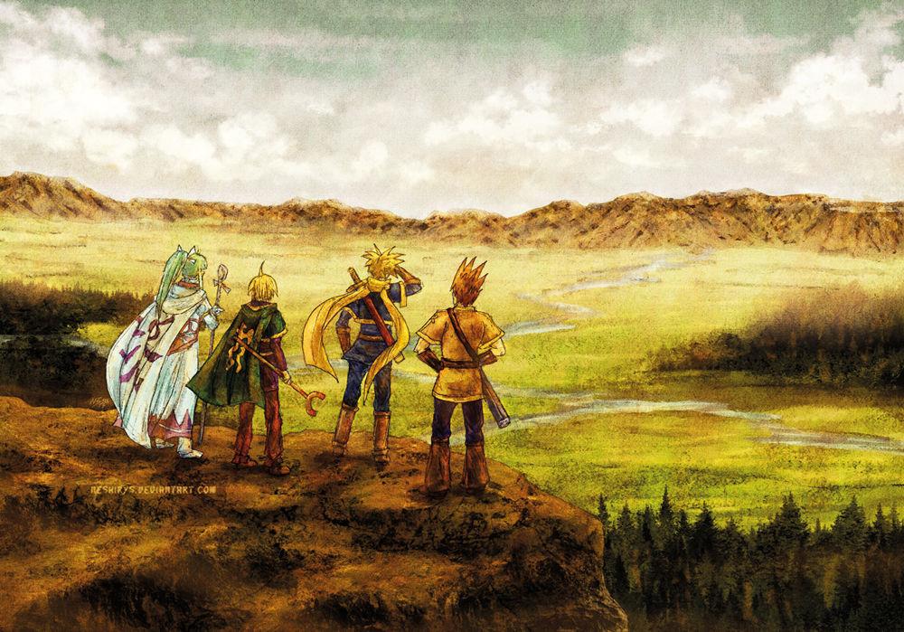 Golden Sun - Fields of Angara