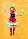 Lana of Lemuria