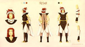 Neshi - Concept by neshirys