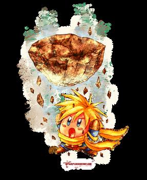 Golden Sun - Kirby Isaac