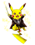 Pokemon Orchestral - Conductor Pikachu