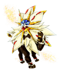 Pokemon Orchestral - Singer Solgaleo