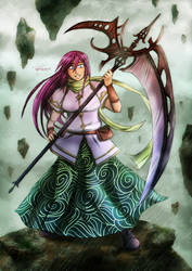 Adria the Wind Fury