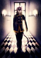 Ravazz the Demon Hunter by neshirys