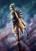 Lugia the Sea Guardian by neshirys