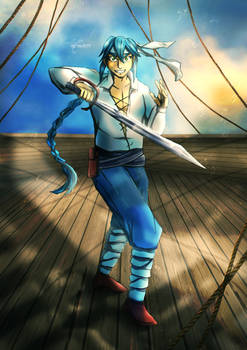 Aden the Pirate King