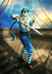 Aden the Pirate King by neshirys
