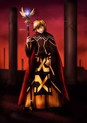 Wynn the Shadow Priest