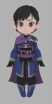 Chibi: Orion Andromede