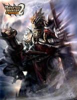 Monster Hunter by ekoputeh