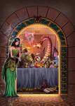 Fantasy Fiesta 2010 a cover