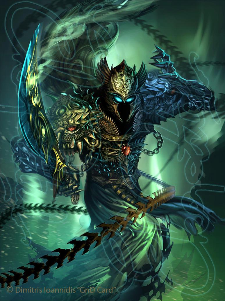 Spirit Warrior by ekoputeh