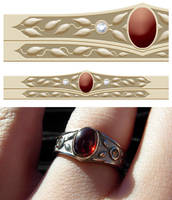 Engagement Ring by Strandin