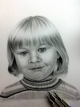 Portraiture exercise
