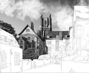 Kings School Ely by ianmckendrick