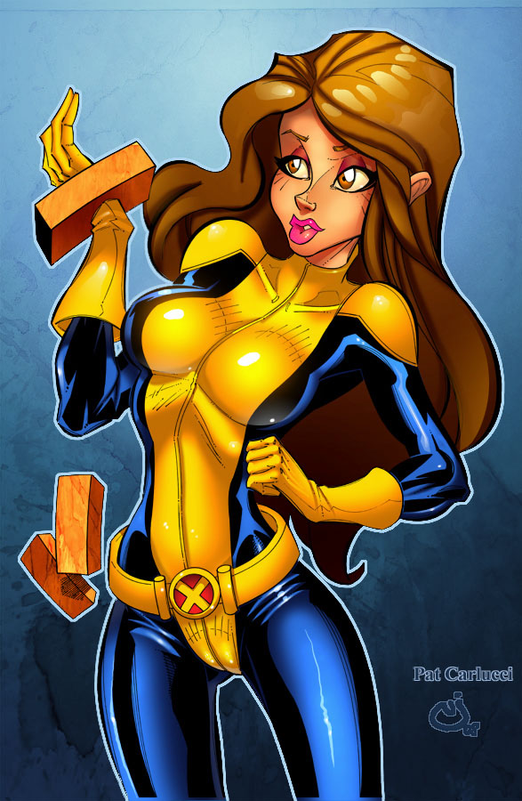 Kitty Pryde - Shadowcat by PatCarlucci
