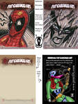 Spiderman and Wolverine Sketch