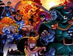 Fantastic Four VS Dr Doom