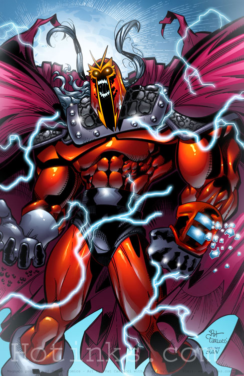 Magneto | FantasyFaceOff Forum