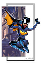Batgirl by PatCarlucci