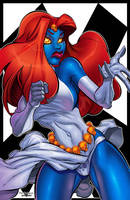 Mystique - Round 3 by PatCarlucci