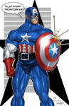 Captain America - BIG mistake