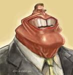 arnold-caricature