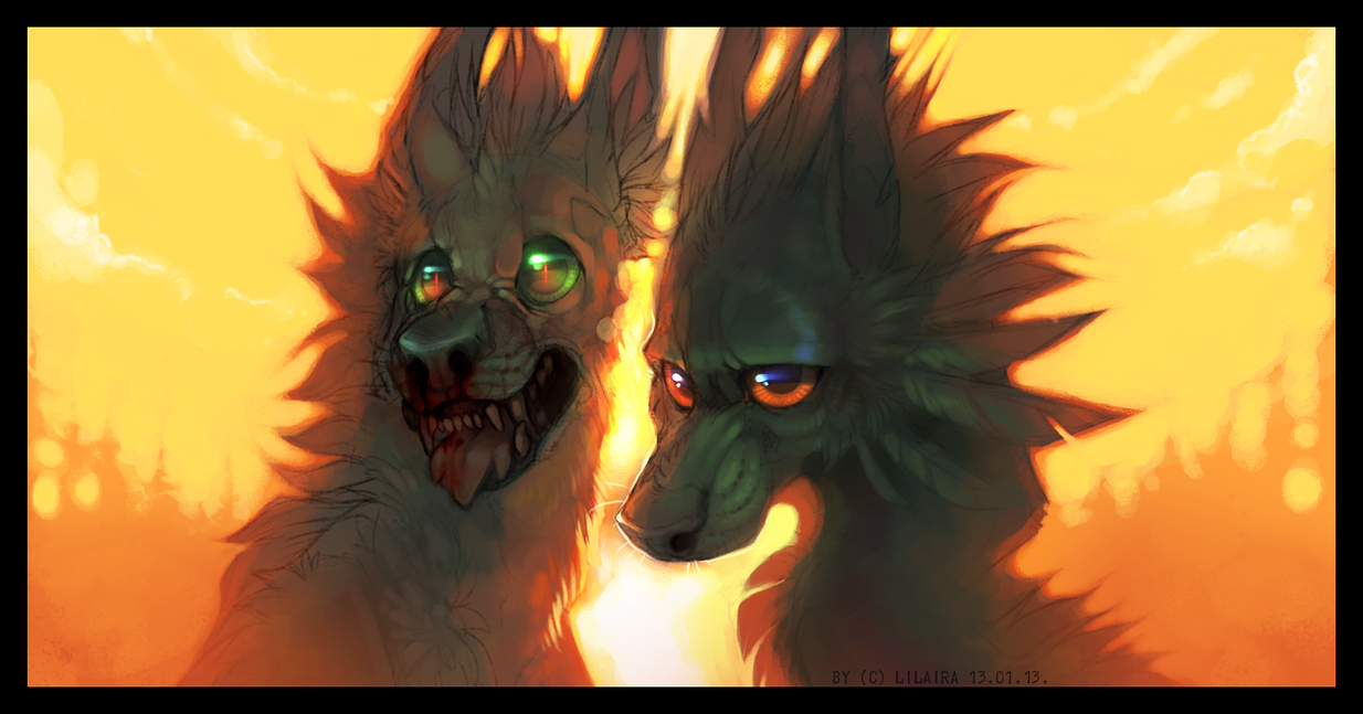 Brothers by LiLaiRa