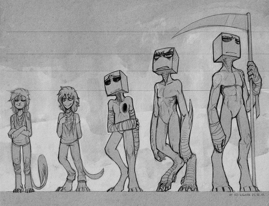 Size reference by LiLaiRa