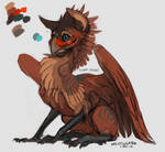 +Gryphon baby+ AUCTION