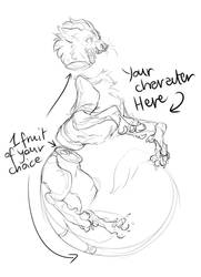 YCH auction 03 OPEN! by LiLaiRa