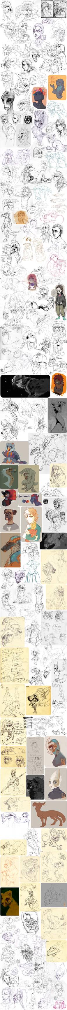 Sketch dump 59