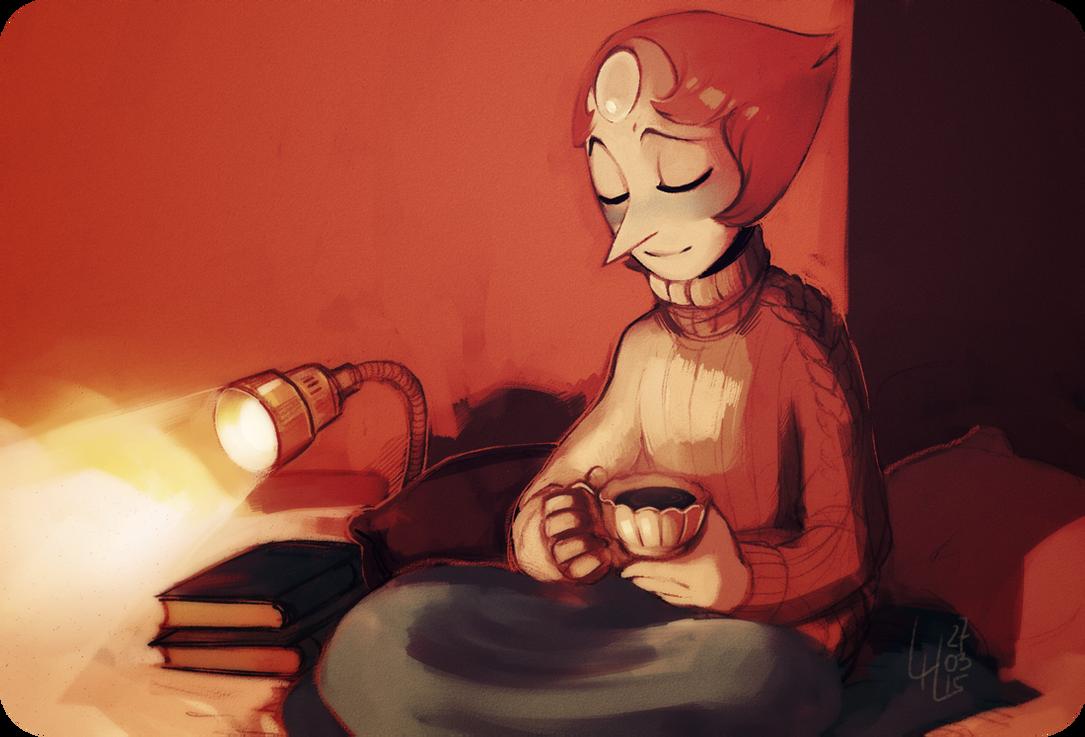 Her favourite tea