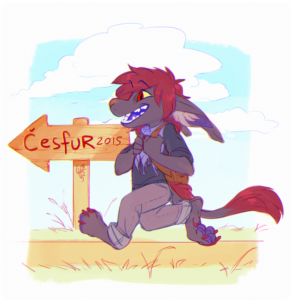 Cesfur 2015 by LiLaiRa