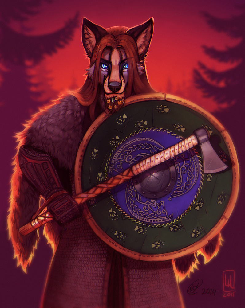 The Guardian (Collab with Danogambler) by LiLaiRa